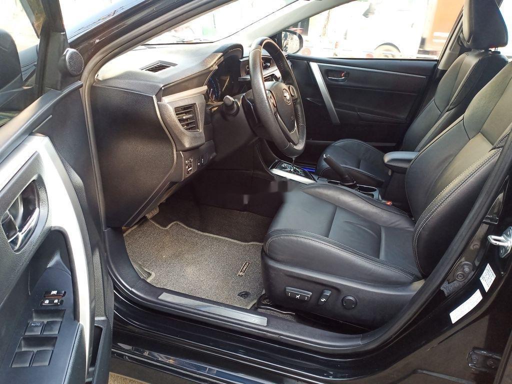 Bán Toyota Corolla Altis năm 2014, màu đen chính chủ, giá chỉ 595 triệu (10)