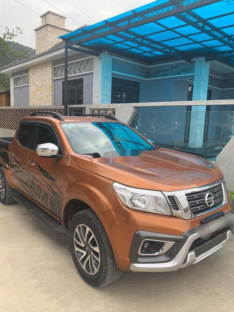 Cần bán gấp Nissan Navara năm 2019, xe nhập, giá 589tr (3)