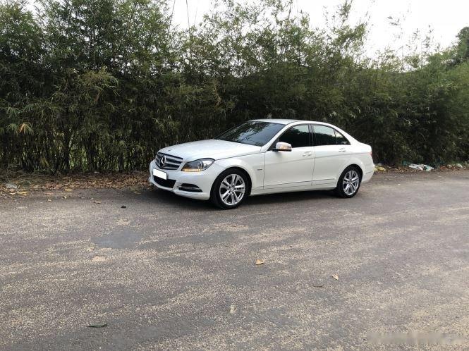 Bán xe Mercedes C200 sản xuất 2012, số tự động, giá chỉ 566 triệu (12)