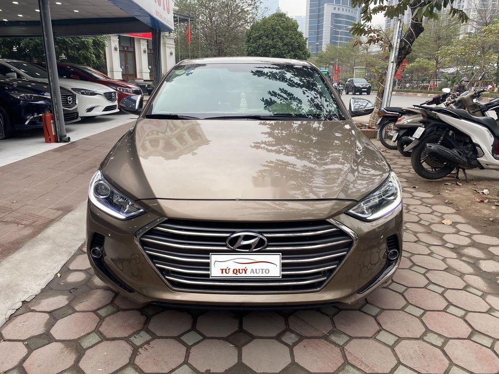 Cần bán lại xe Hyundai Elantra 2.0AT sản xuất năm 2016, 558 triệu (1)