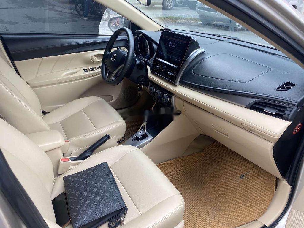 Xe Toyota Vios sản xuất năm 2018, xe giá thấp, động cơ ổn định  (10)