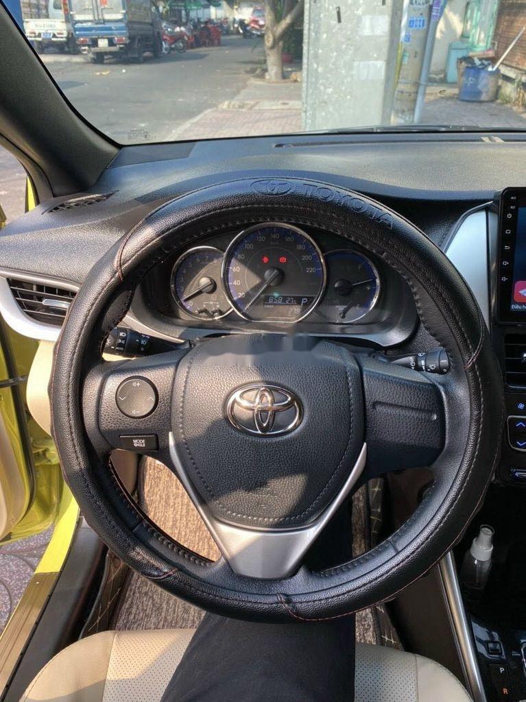Cần bán lại xe Toyota Yaris G sản xuất 2019, nhập khẩu nguyên chiếc (5)