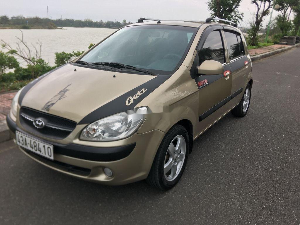 Bán xe Hyundai Getz năm sản xuất 2010, giá tốt (1)
