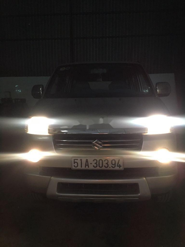 Cần bán gấp Suzuki APV năm 2006, nhập khẩu, giá chỉ 200 triệu (5)