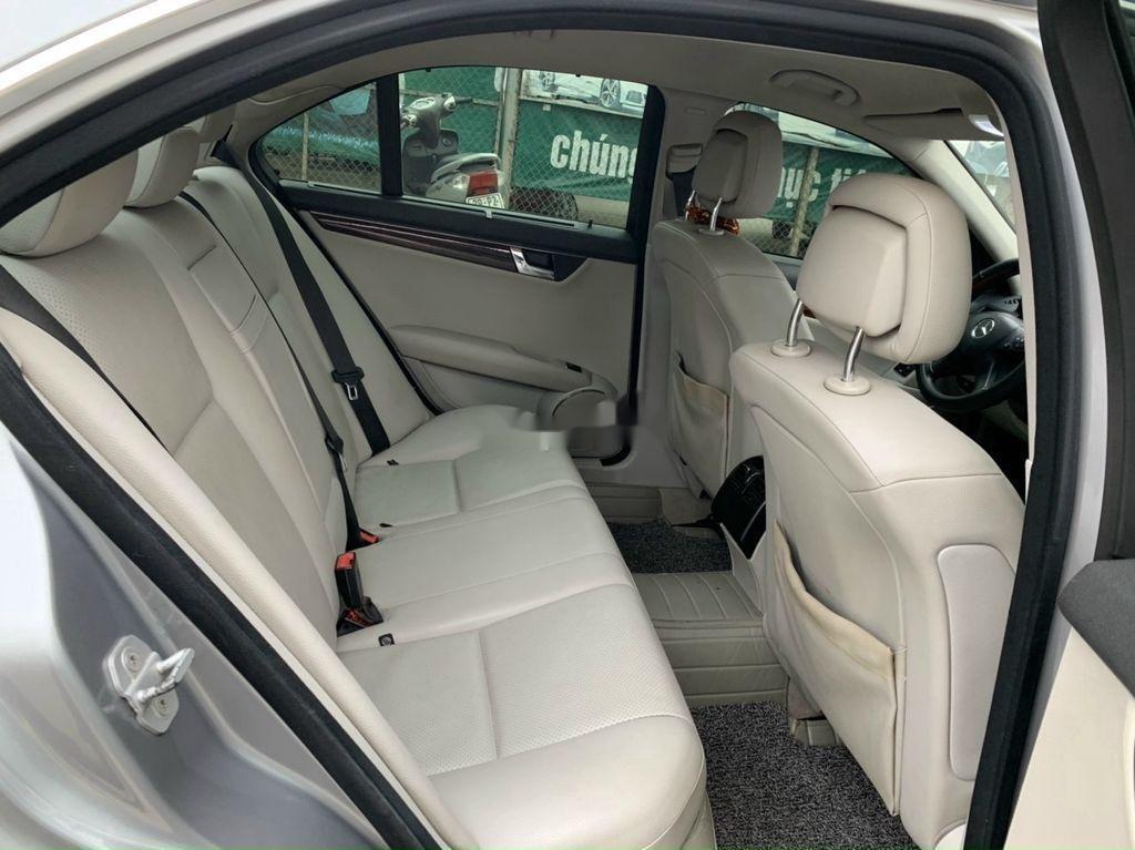 Bán Mercedes C250 năm sản xuất 2009, màu xám (2)