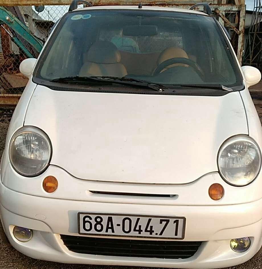 Bán Daewoo Matiz sản xuất năm 2008, xe nhập còn mới (1)
