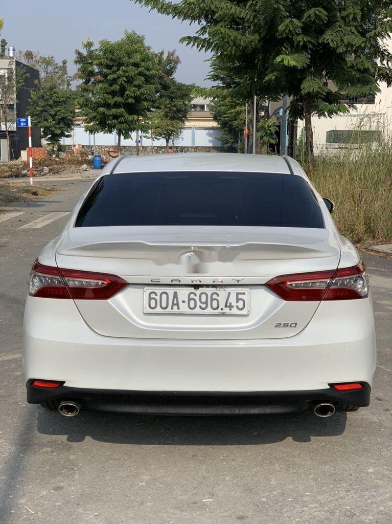 Bán ô tô Toyota Camry đời 2019, màu trắng, nhập khẩu  (6)