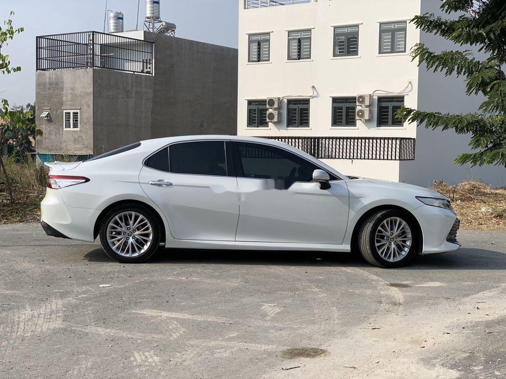 Bán ô tô Toyota Camry đời 2019, màu trắng, nhập khẩu  (4)