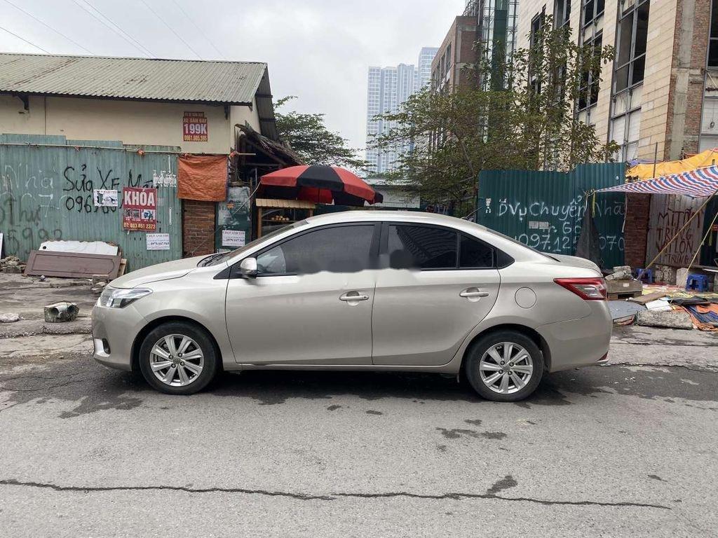 Xe Toyota Vios sản xuất năm 2018, xe giá thấp, động cơ ổn định  (8)