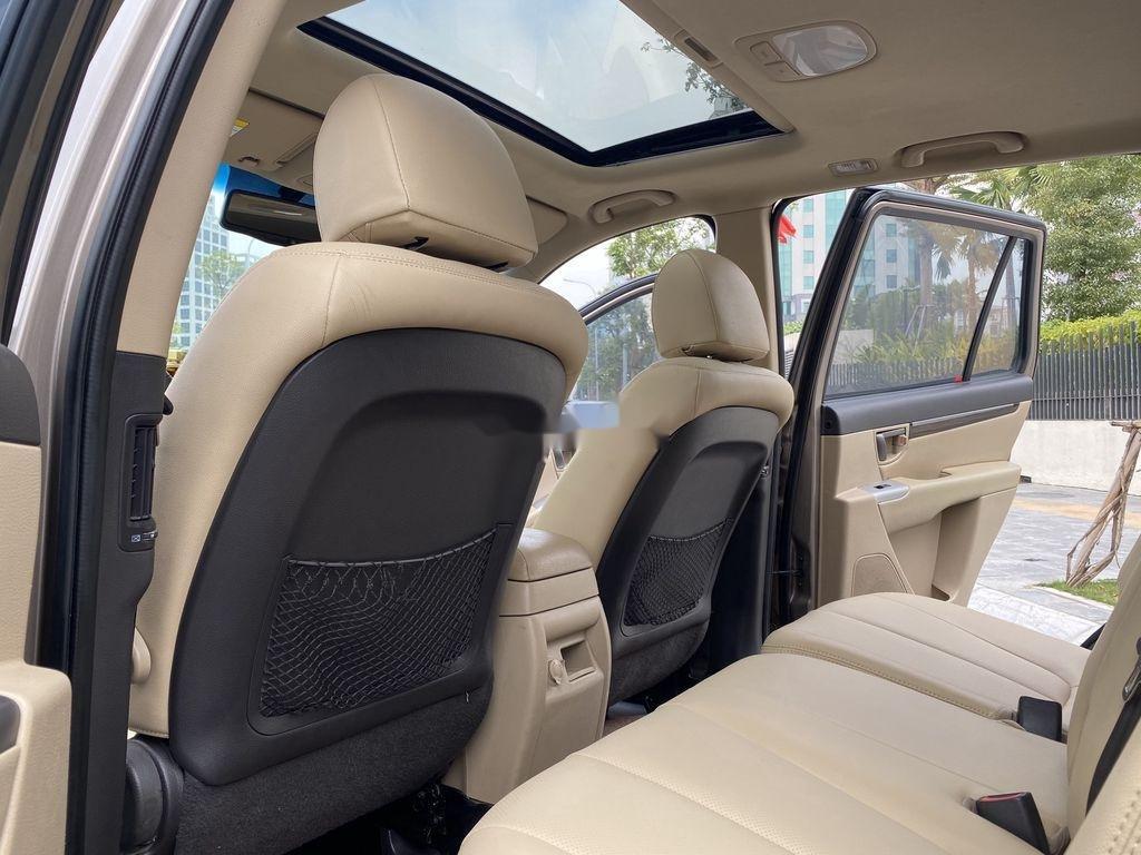 Bán Hyundai Santa Fe sản xuất 2010, xe nhập còn mới (9)
