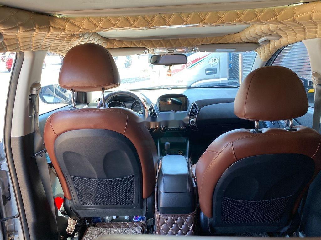 Xe Hyundai Tucson sản xuất năm 2011, xe nhập chính chủ, 465tr (5)