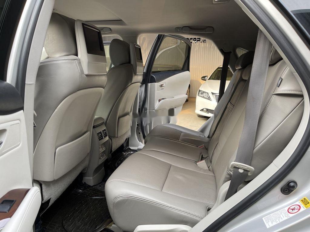 Bán Lexus RX 350 sản xuất năm 2009, nhập khẩu nguyên chiếc còn mới (10)