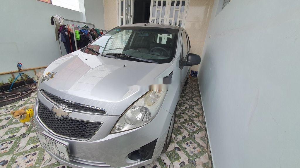 Bán Chevrolet Spark năm sản xuất 2012, giá thấp (3)