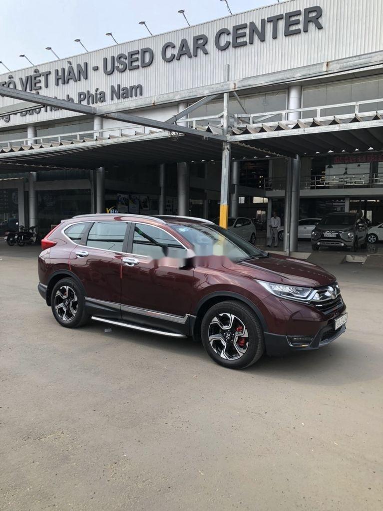 Xe Honda CR V 1.5AT sản xuất 2018, nhập khẩu (2)
