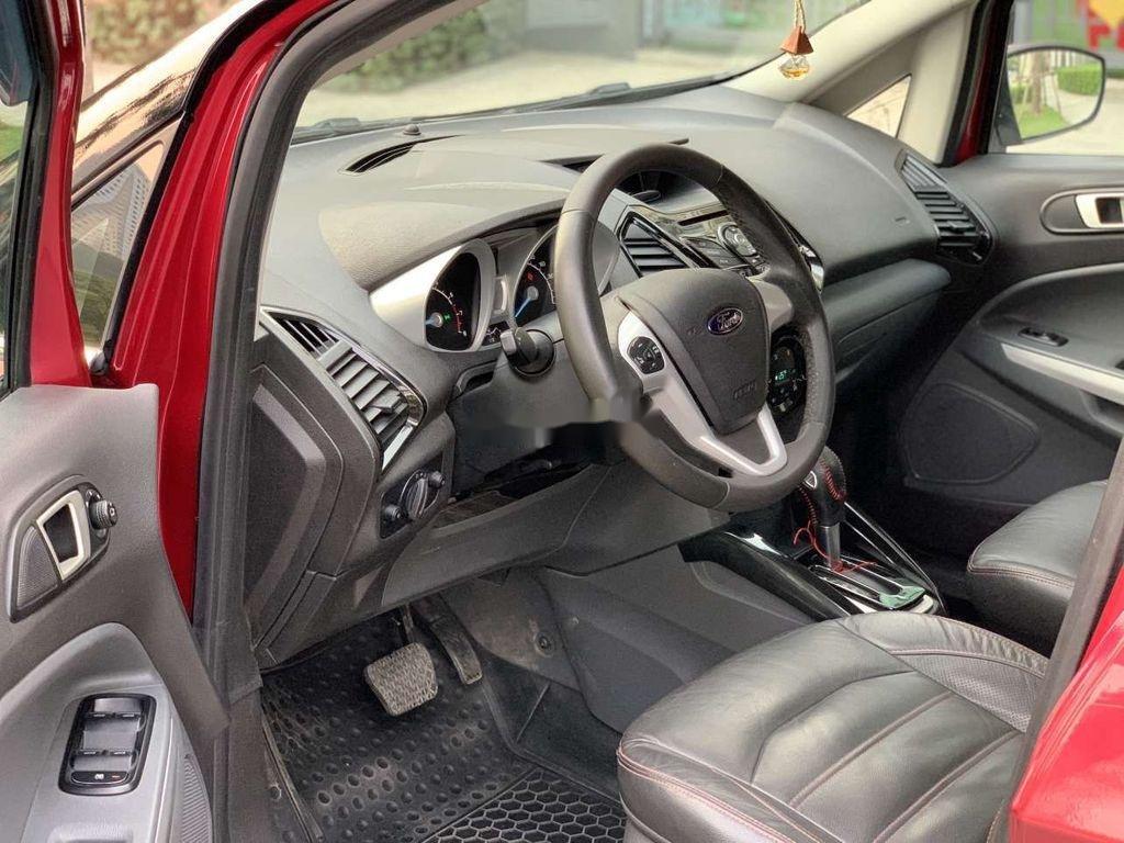 Bán ô tô Ford EcoSport sản xuất 2016, màu đỏ, nhập khẩu (12)