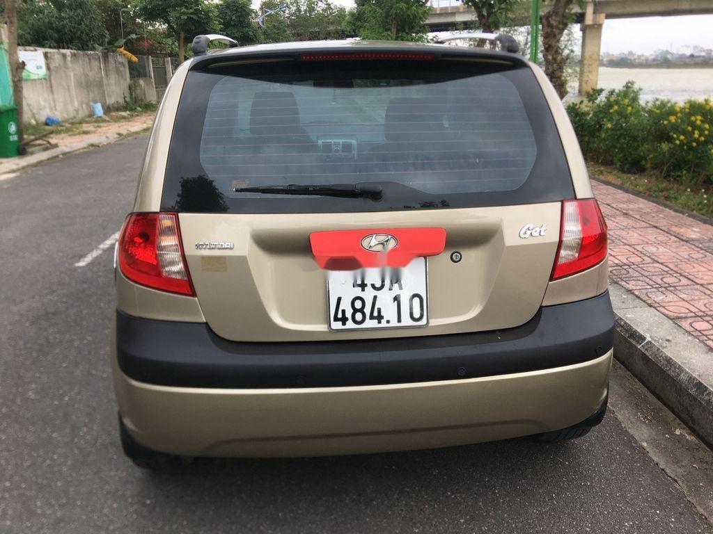Bán xe Hyundai Getz năm sản xuất 2010, giá tốt (4)