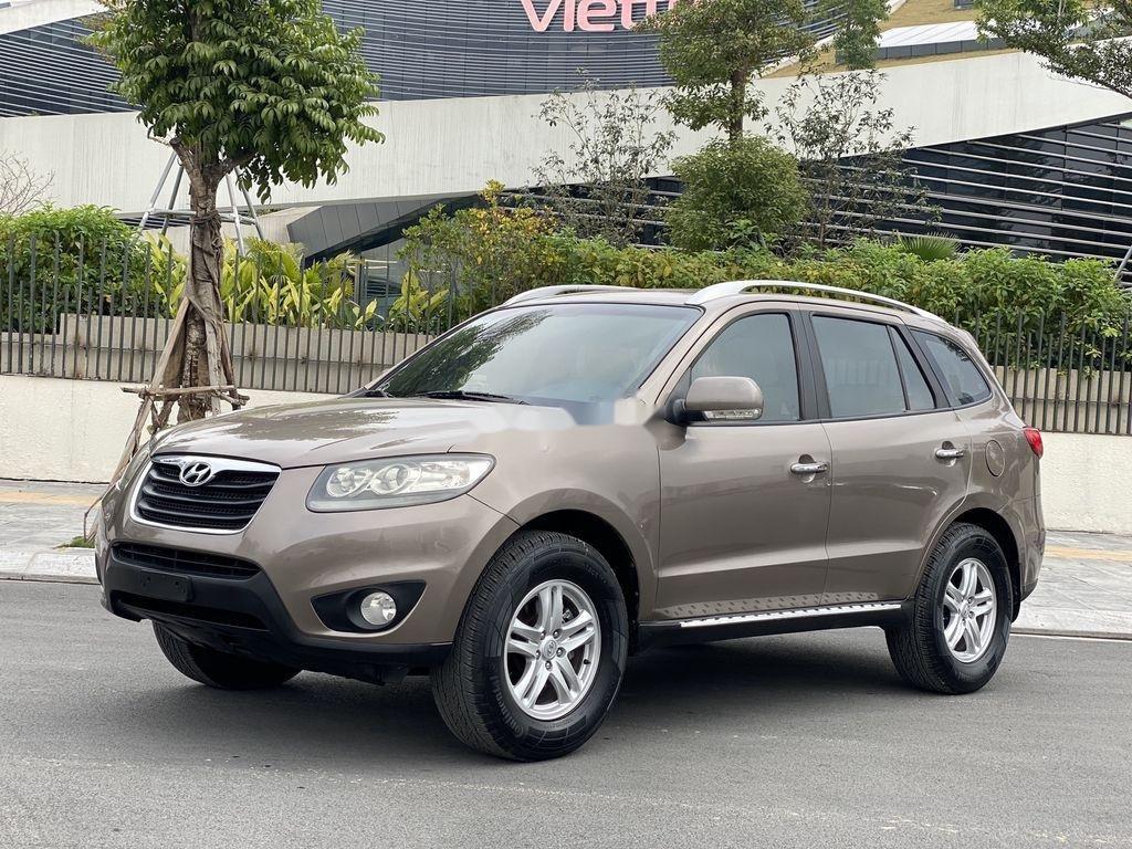 Cần bán xe Hyundai Santa Fe năm 2010, xe nhập còn mới, 465tr (2)