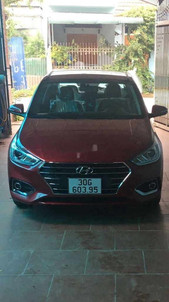 Bán Hyundai Accent sản xuất năm 2020 còn mới, 530 triệu (2)