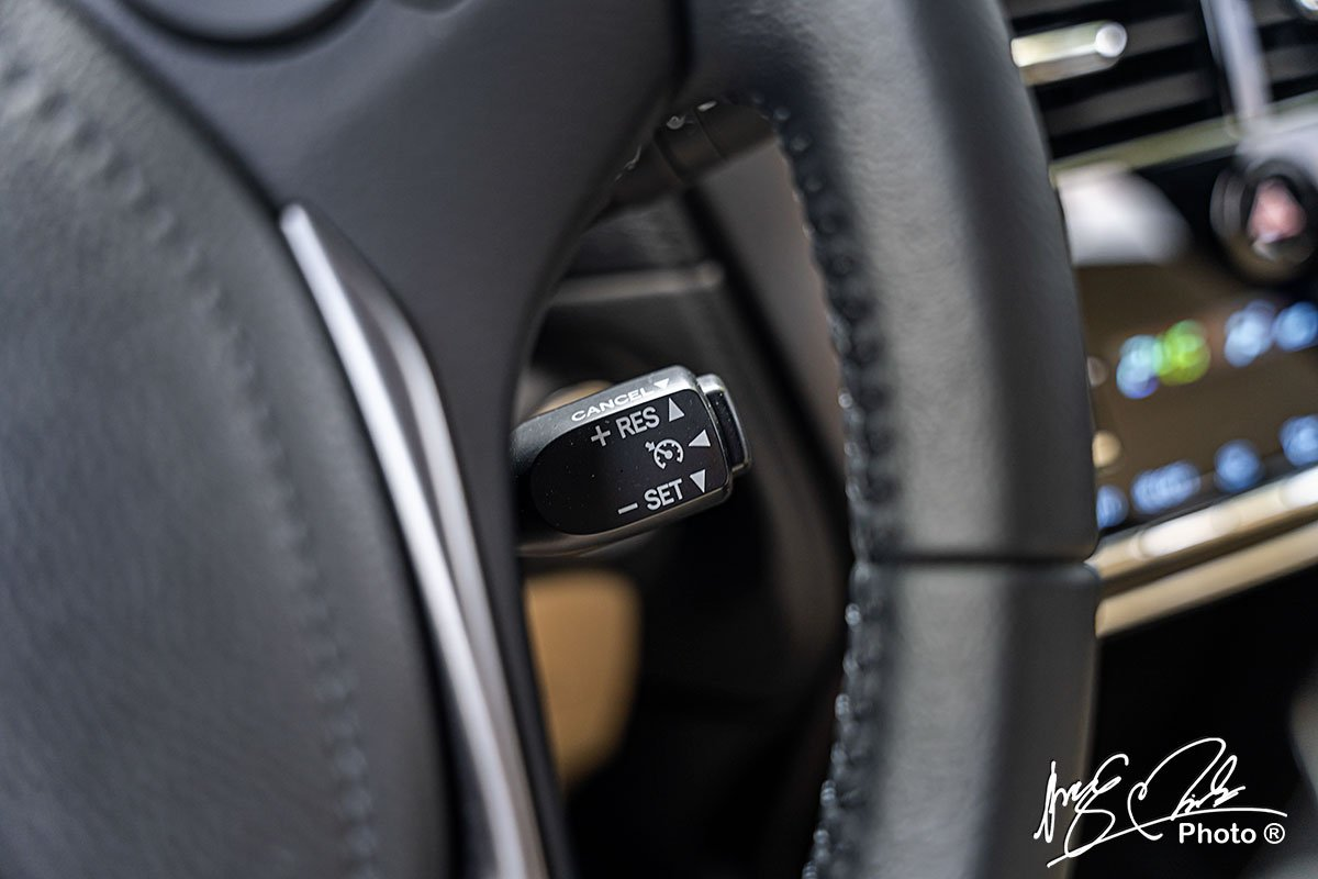 Kiểm soát hành trình được bổ sung trên Toyota Yaris 2021.