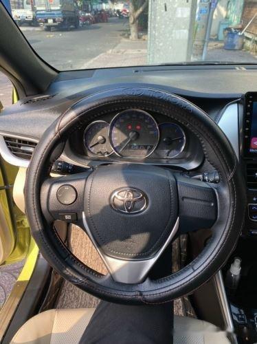 Cần bán gấp Toyota Yaris G năm 2019, màu vàng, xe nhập (4)