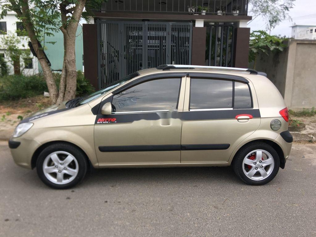 Bán xe Hyundai Getz năm sản xuất 2010, giá tốt (5)