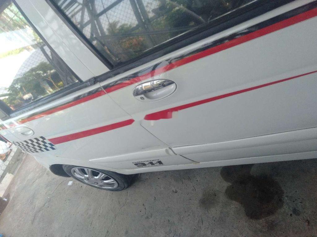 Bán Daewoo Matiz đời 2004, màu trắng, nhập khẩu (4)