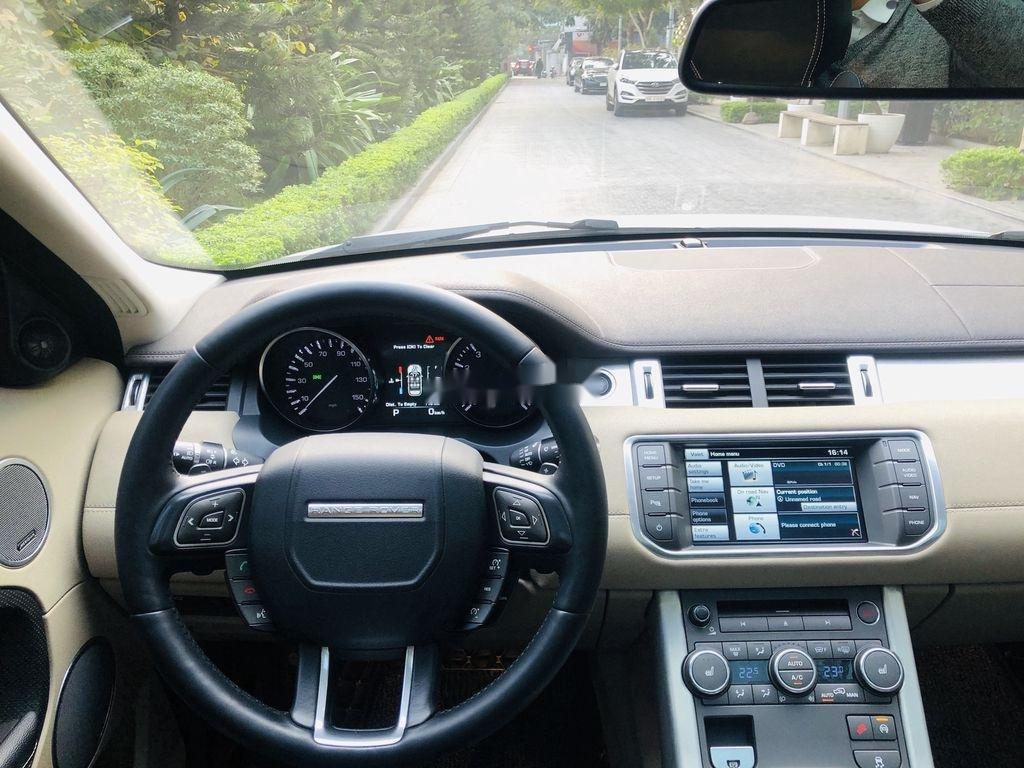 Cần bán LandRover Range Rover sản xuất năm 2014, nhập khẩu nguyên chiếc (10)