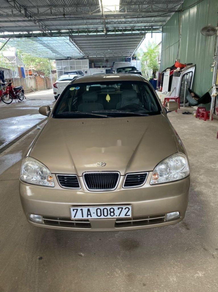Bán xe Daewoo Lacetti sản xuất 2005, xe chính chủ, giá thấp (2)