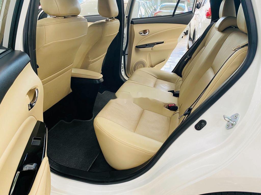 Bán xe Toyota Yaris G năm sản xuất 2018, màu trắng (10)