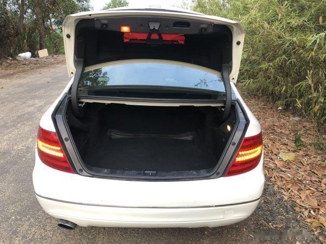 Bán xe Mercedes C200 sản xuất 2012, số tự động, giá chỉ 566 triệu (2)