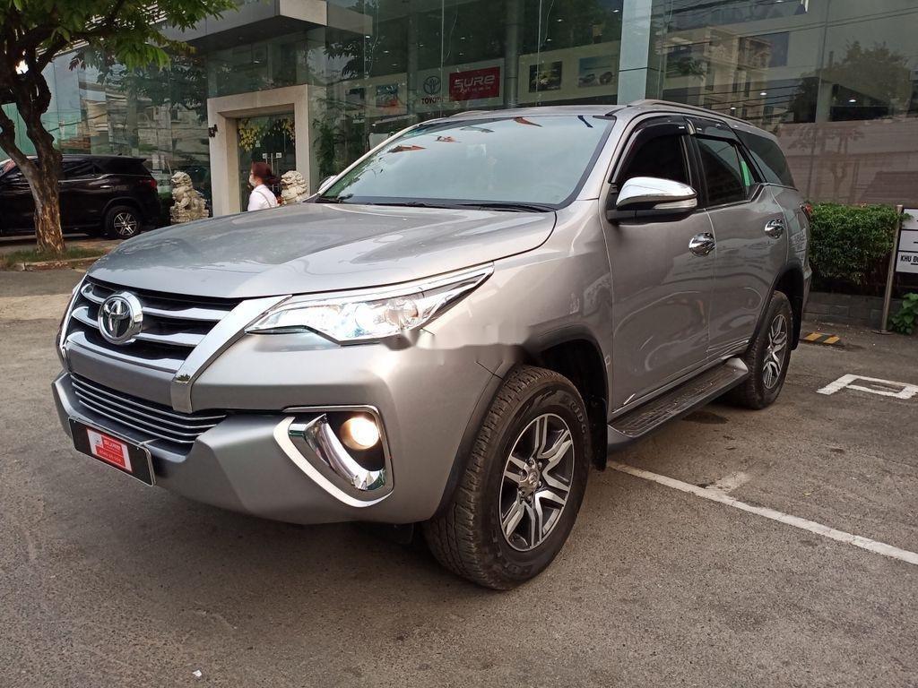 Cần bán lại xe Toyota Fortuner 2.4G 4X2 MT sản xuất năm 2017, nhập khẩu (3)