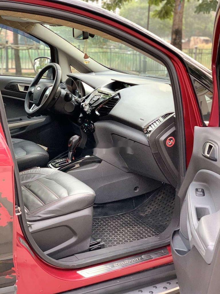 Bán ô tô Ford EcoSport sản xuất 2016, màu đỏ, nhập khẩu (10)