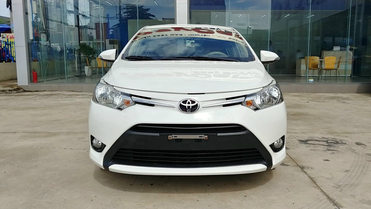 Bán Toyota Vios năm 2018, màu trắng, 459 triệu (1)