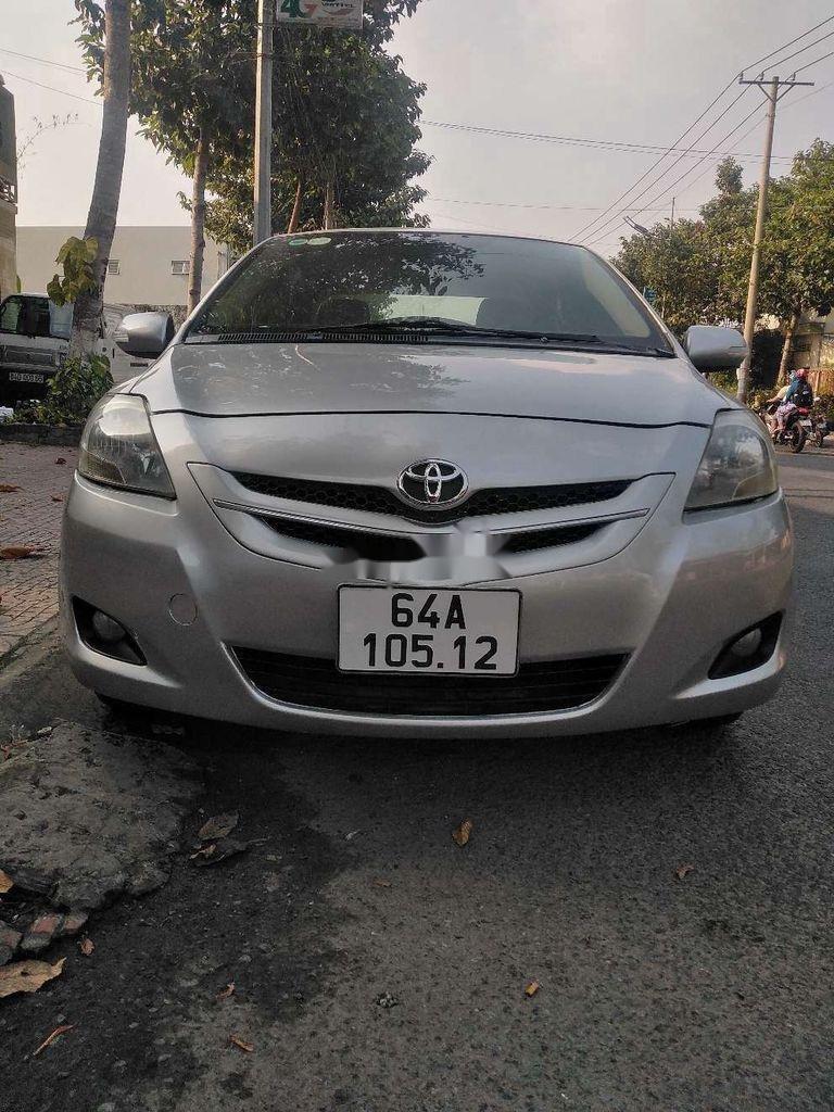 Bán Toyota Vios sản xuất năm 2009, nhập khẩu giá cạnh tranh (1)