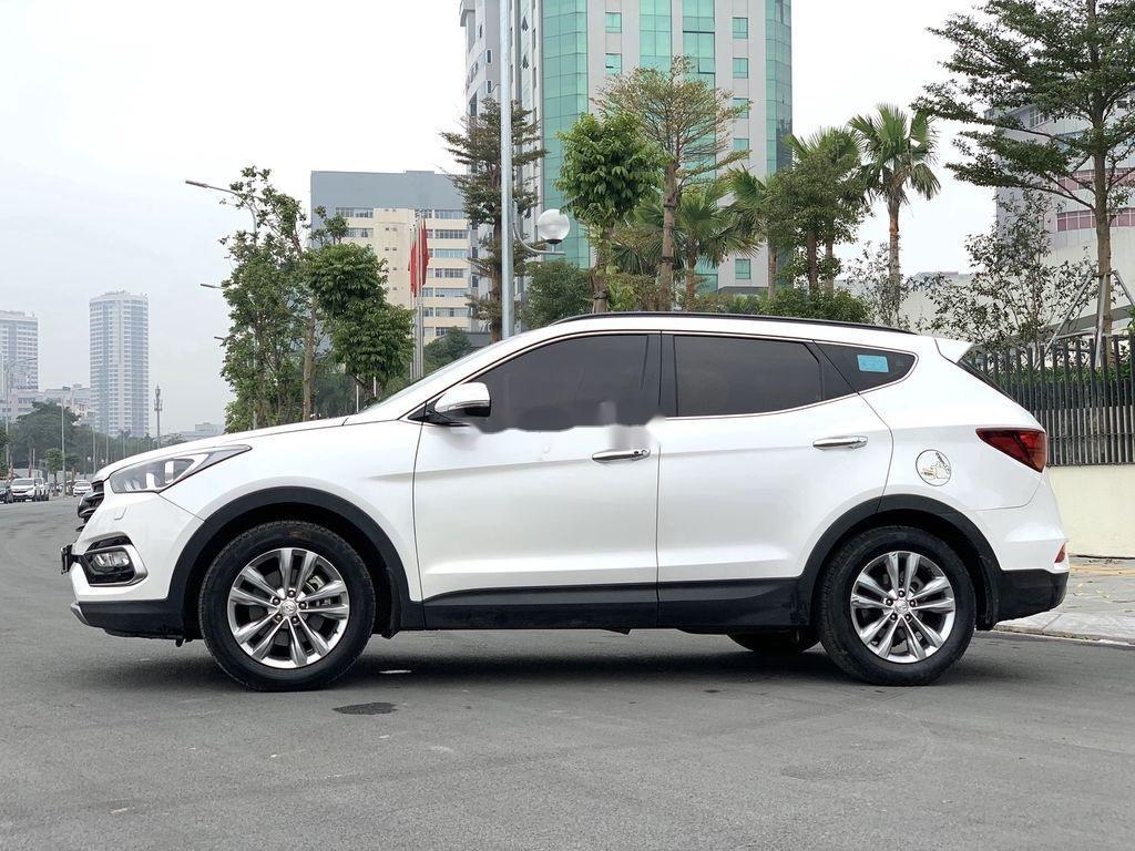 Bán ô tô Hyundai Santa Fe năm sản xuất 2018 còn mới, giá 899tr (3)