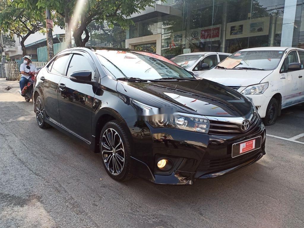 Bán Toyota Corolla Altis năm 2014, màu đen chính chủ, giá chỉ 595 triệu (5)
