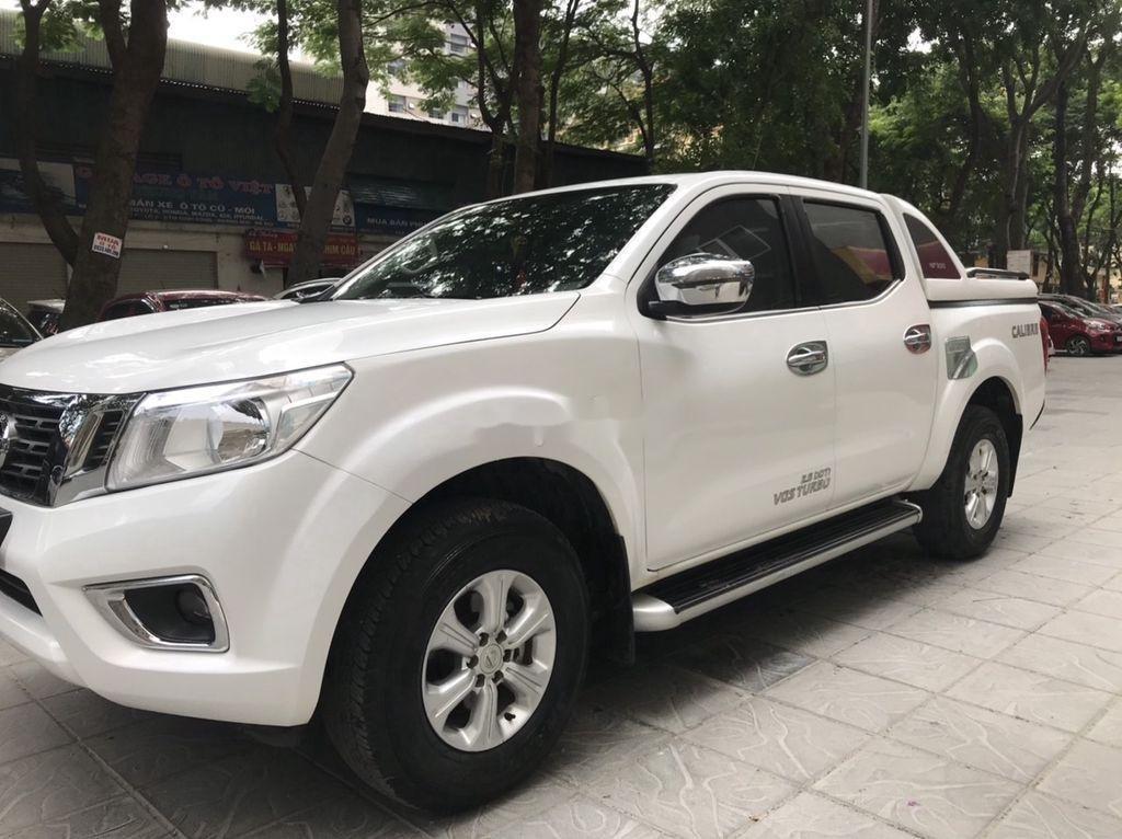 Cần bán Nissan Navara EL 2.5 AT năm sản xuất 2017, nhập khẩu nguyên chiếc, 495 triệu (3)