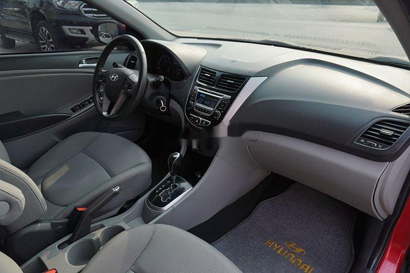Cần bán xe Hyundai Accent Blue 1.4AT sản xuất 2015, nhập khẩu (9)