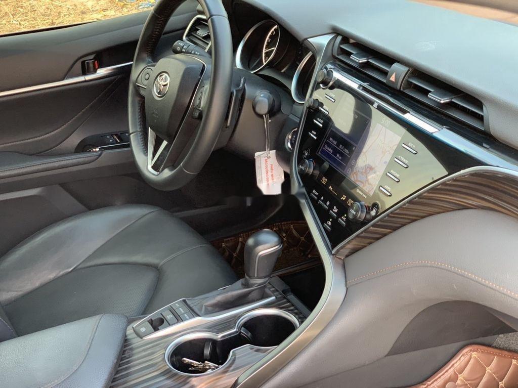 Bán ô tô Toyota Camry đời 2019, màu trắng, nhập khẩu  (9)
