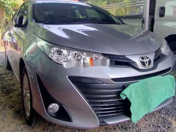 Bán ô tô Toyota Vios sản xuất năm 2018, giá thấp (1)