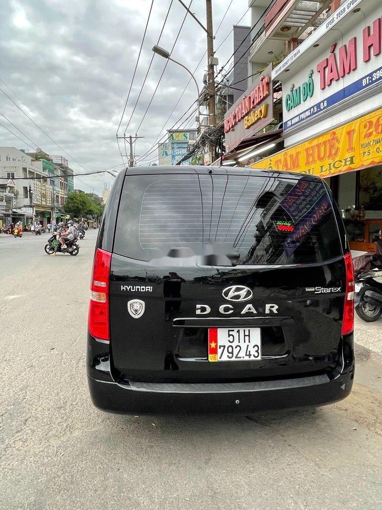 Bán ô tô Hyundai Grand Starex năm 2017, màu đen, xe nhập  (11)