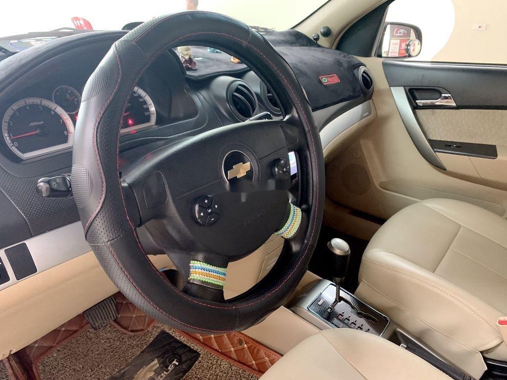 Bán ô tô Chevrolet Aveo năm sản xuất 2013 xe gia đình (9)