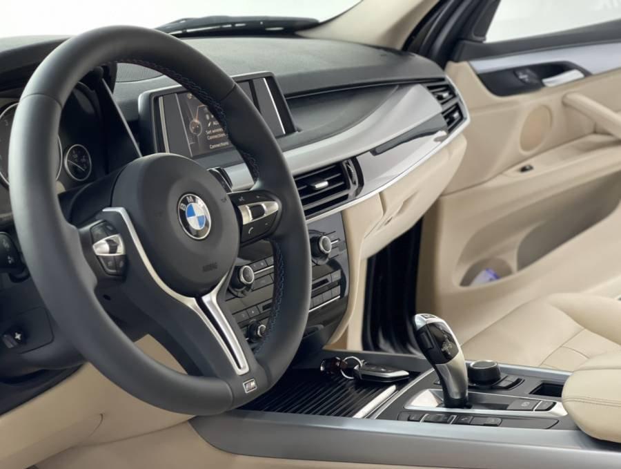 Bán BMW X5 sản xuất năm 2016, màu đen, nhập khẩu chính chủ (17)