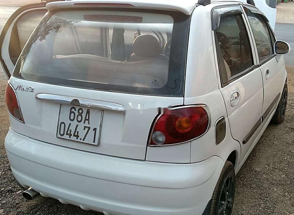 Bán Daewoo Matiz sản xuất năm 2008, xe nhập còn mới (3)