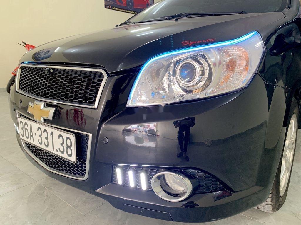 Bán ô tô Chevrolet Aveo năm sản xuất 2013 xe gia đình (3)