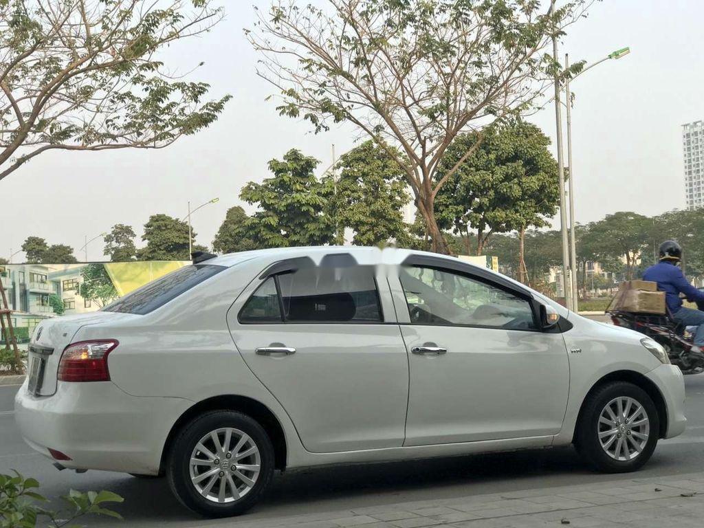 Bán xe Toyota Vios năm sản xuất 2015, giá mềm (6)