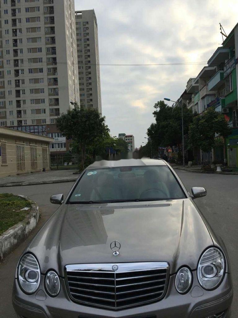 Bán Mercedes E200 sản xuất 2007, nhập khẩu (1)