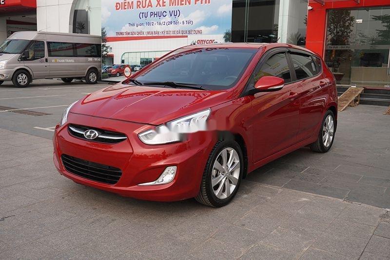 Cần bán xe Hyundai Accent Blue 1.4AT sản xuất 2015, nhập khẩu (2)