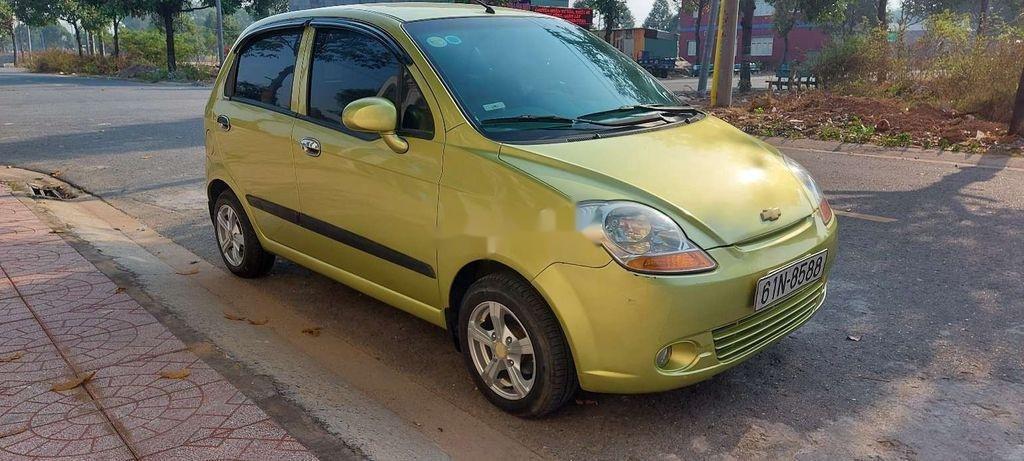 Bán xe Chevrolet Spark năm 2008, xe chính chủ, giá mềm (2)