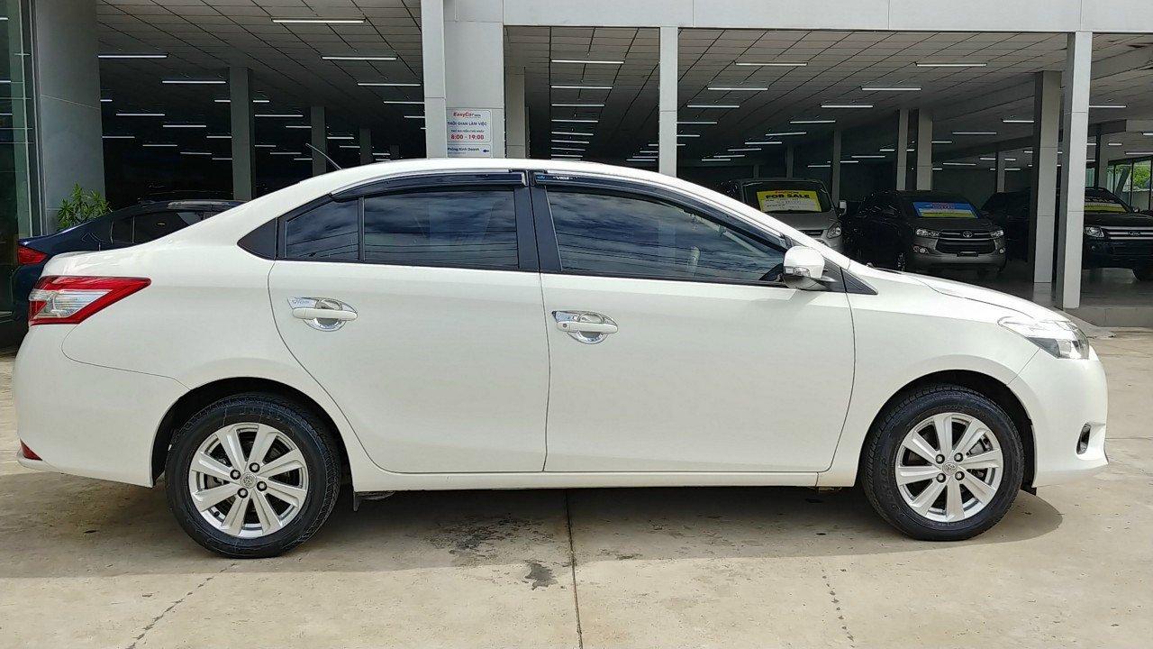 Bán Toyota Vios năm 2018, màu trắng, 459 triệu (3)